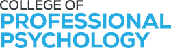 College of Professional Psychology Logo