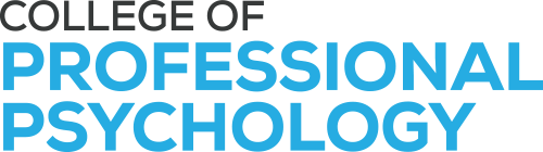 College of Professional Psychology Retina Logo